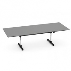 USM Haller Kitos M Mechanical Height Adjustable Meeting Table