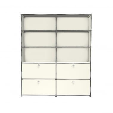 USM Haller R2 Shelving Unit