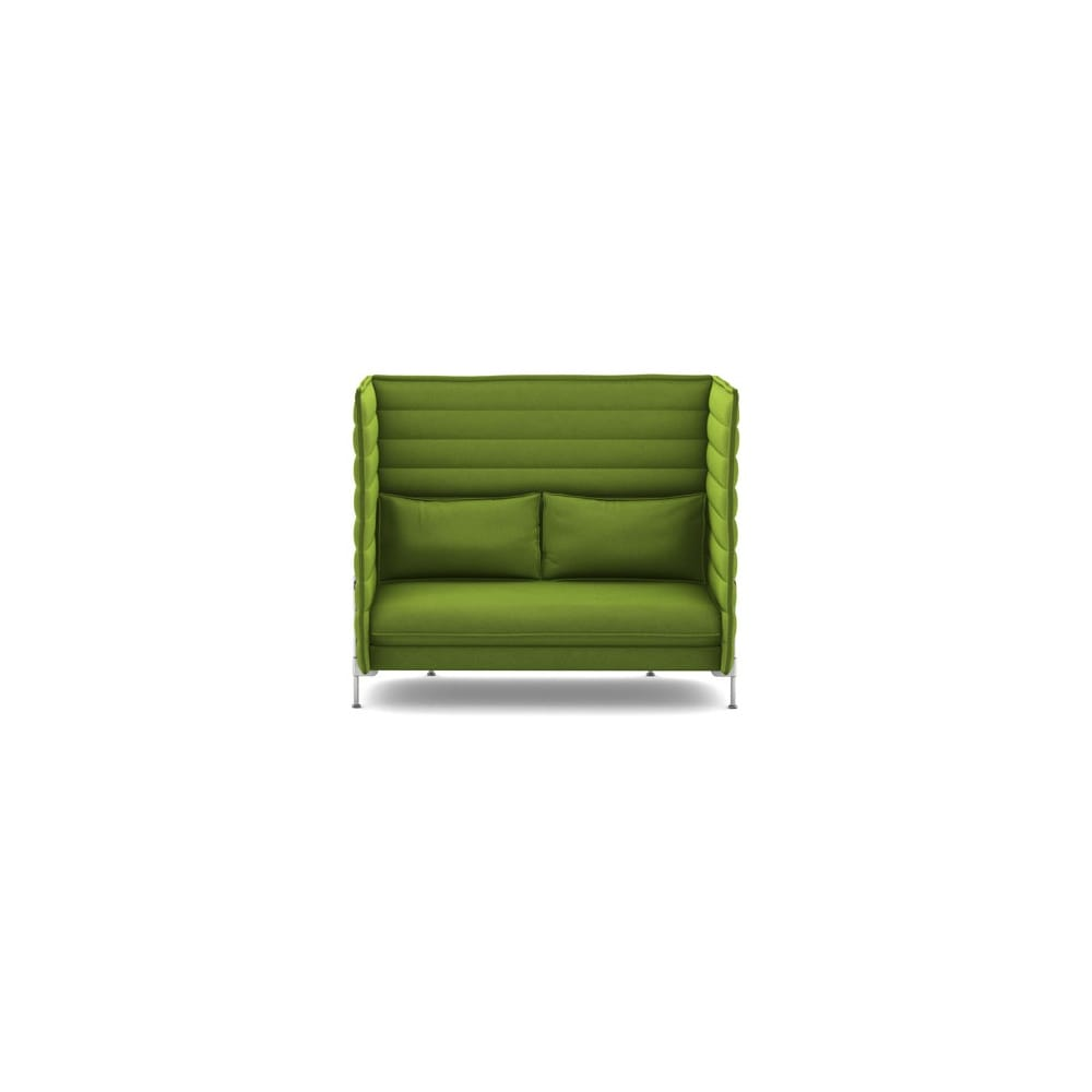 vitra alcove highback two seater sofa. Black Bedroom Furniture Sets. Home Design Ideas