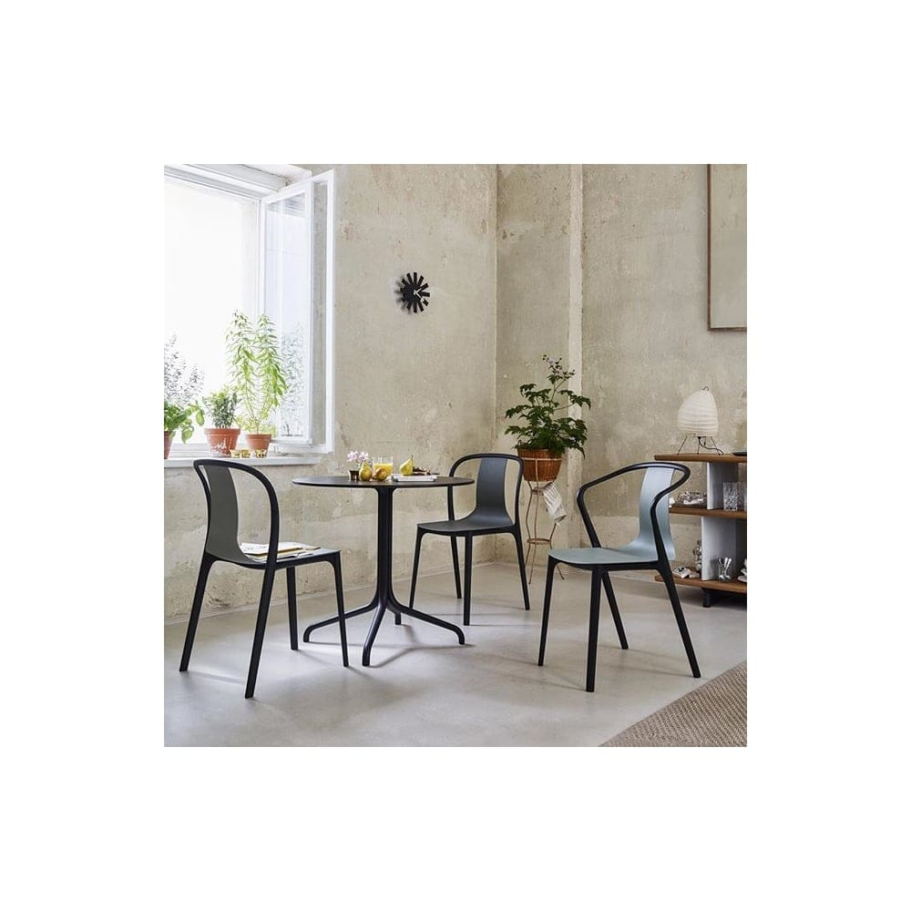 vitra belleville plastic chair. Black Bedroom Furniture Sets. Home Design Ideas