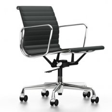 Vitra Eames Aluminium Group EA 117/118 Chair