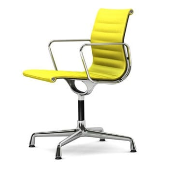 Vitra Eames Aluminium Group EA104 Chair