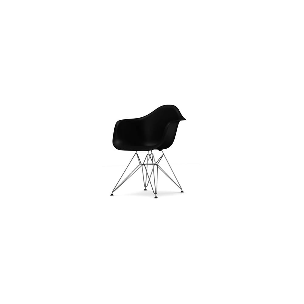 vitra eames dar plastic armchair. Black Bedroom Furniture Sets. Home Design Ideas