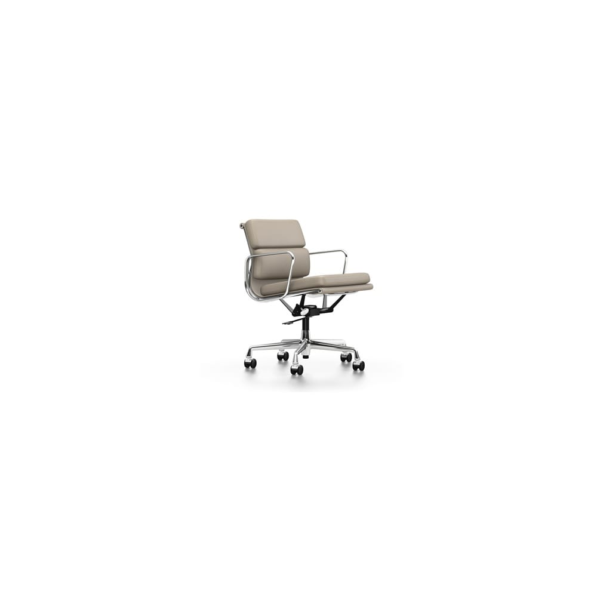 vitra eames soft pad ea217 chair. Black Bedroom Furniture Sets. Home Design Ideas