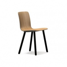 Vitra Hal Ply Wood Chair