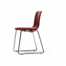 Vitra Hal Sledge Base Chair