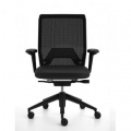 Vitra Vitra ID Mesh Chair - Black - Stock Chair