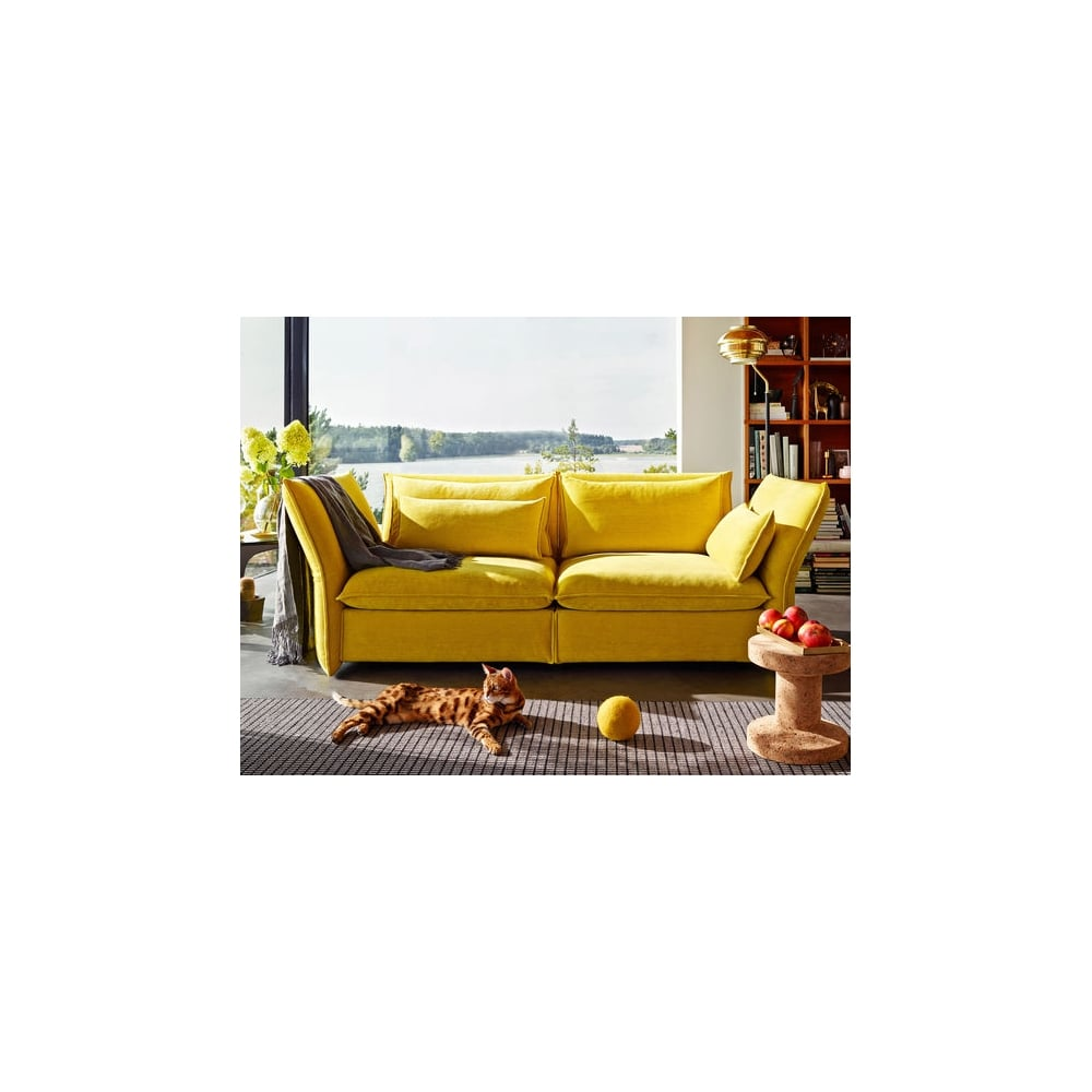 Vitra Mariposa Sofa
