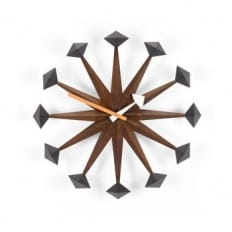 Vitra Nelson Polygon Clock