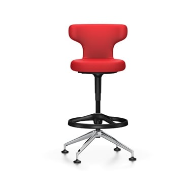 Vitra Pivot Counter Stool