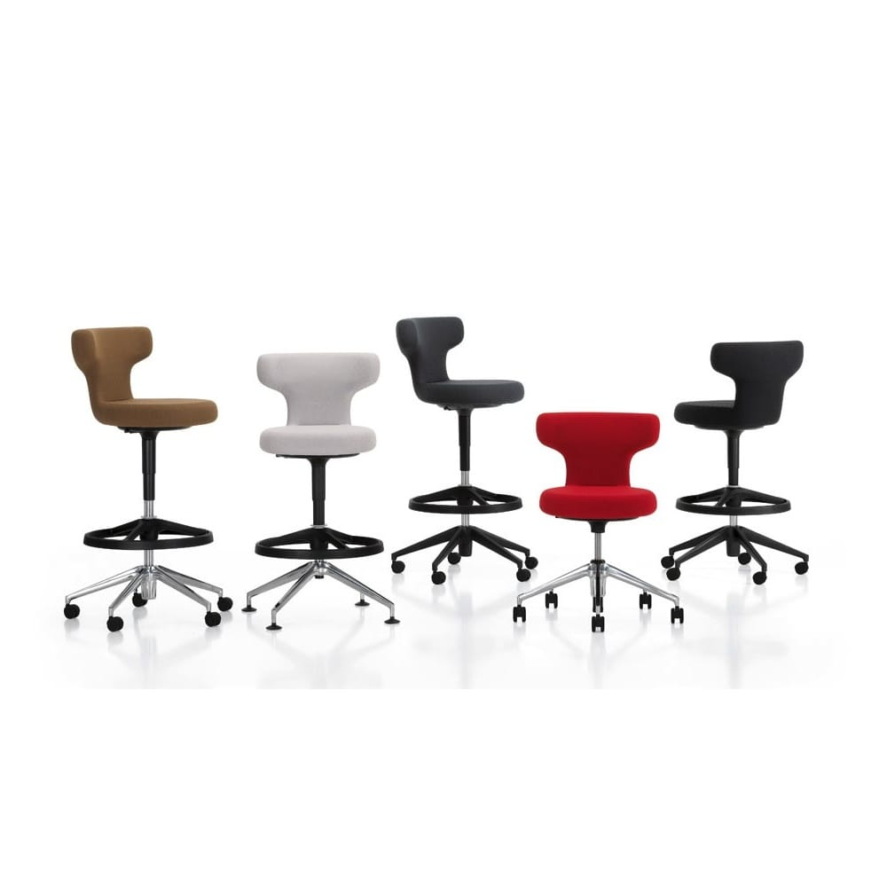 Vitra Pivot High Stool : vitra pivot high stool p240 1272image from www.wellworking.co.uk size 1000 x 1000 jpeg 87kB