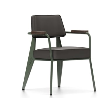 Vitra Prouve RAW Office Edition Fauteuil Direction
