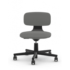 Vitra Rookie Office Chair - Deep Black - Stock