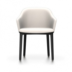 Vitra Softshell Four Leg Chair