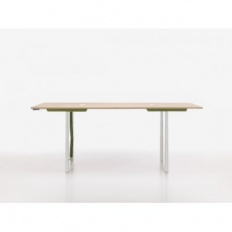 Vitra Tyde Height Adjustable Meeting Table