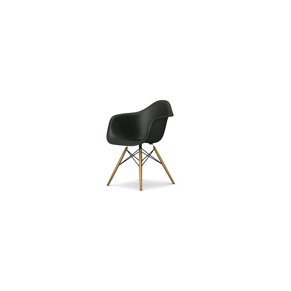 vitra eames daw plastic armchair. Black Bedroom Furniture Sets. Home Design Ideas