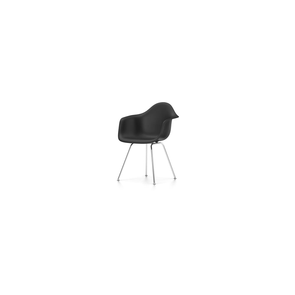 vitra eames dax plastic armchair. Black Bedroom Furniture Sets. Home Design Ideas