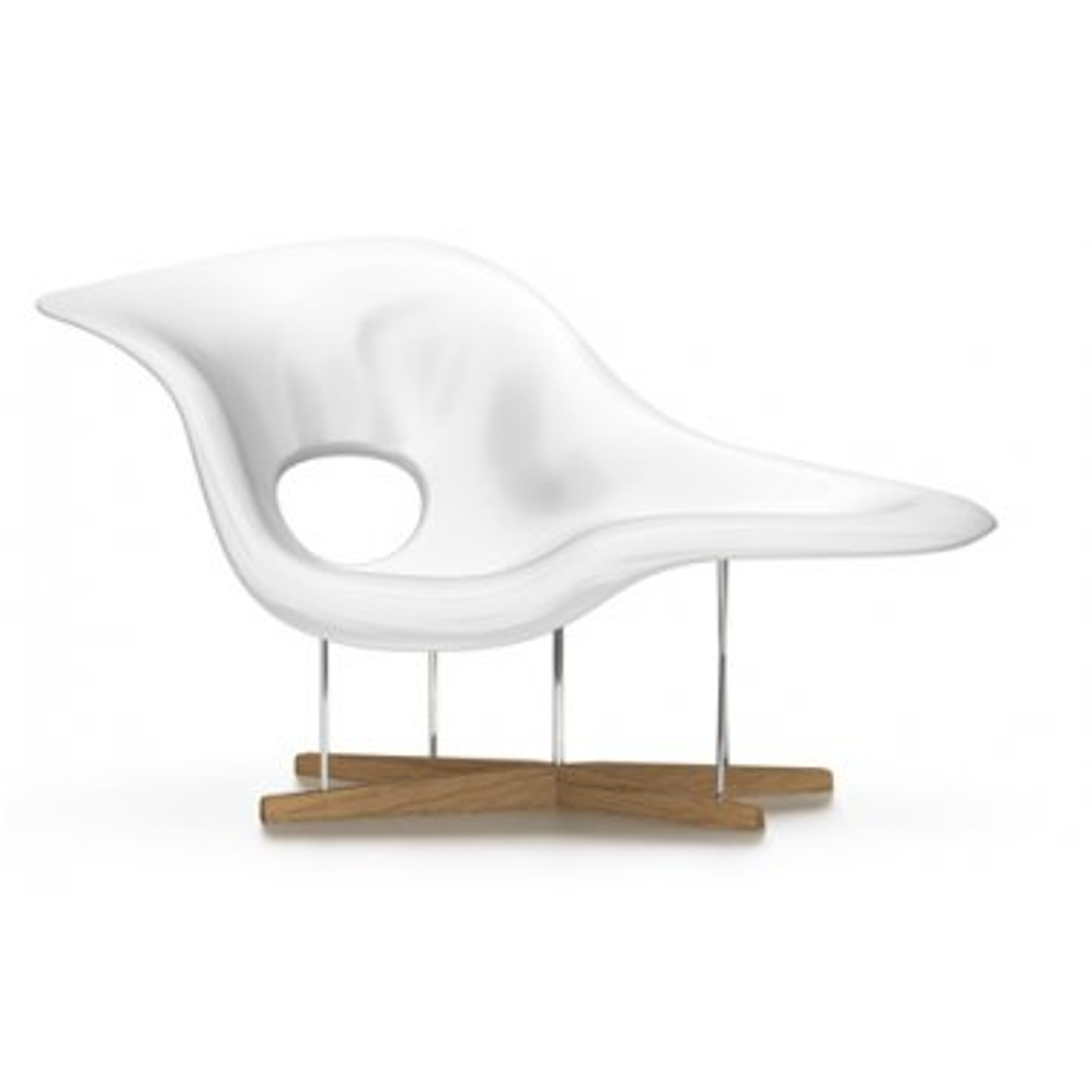Vitra eames la chaise for Copie chaise vitra