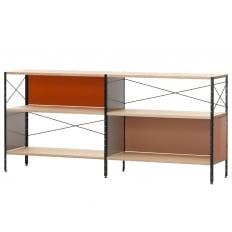 Vitra Eames Storage Unit 2 Shelf ESU