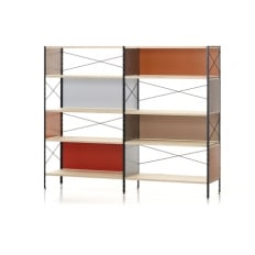 Vitra Eames Storage Unit 4 Shelf ESU