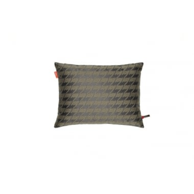 Vitra Repeat Classic Houndstooth  Cushion Cocoa