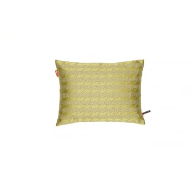 Vitra Repeat Classic Houndstooth  Cushion Lemon