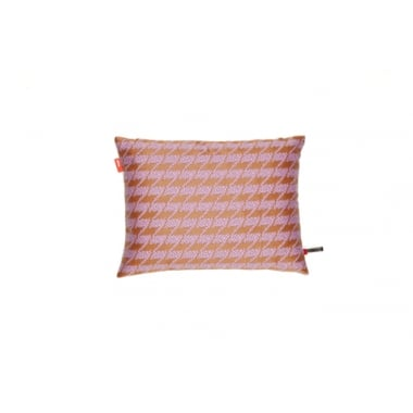 Vitra Repeat Classic Houndstooth  Cushion Pink