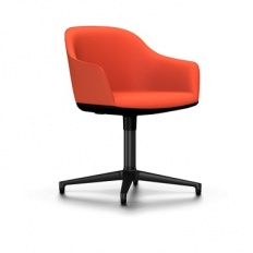 Vitra Softshell Four Star Base Chair