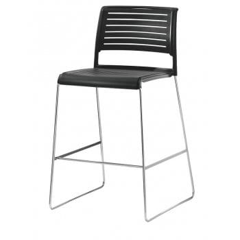 Wilkhahn Aline-S  Bar Chair